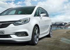 Der neue Opel Zafira mit Opel OnStar