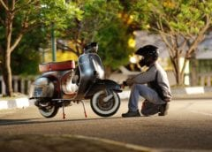 Vespa Restauration – DIY