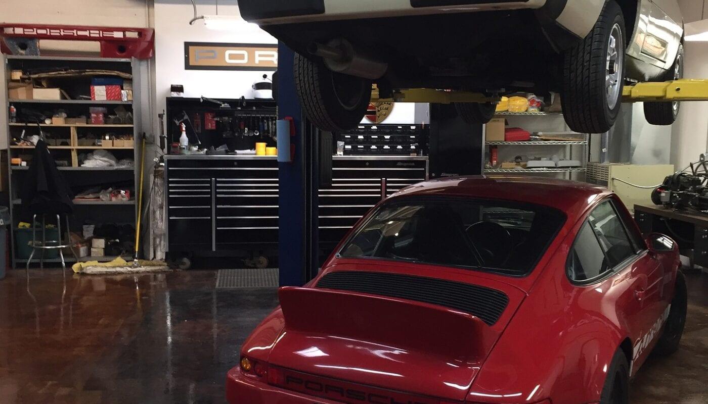 Autohäuser reinigen