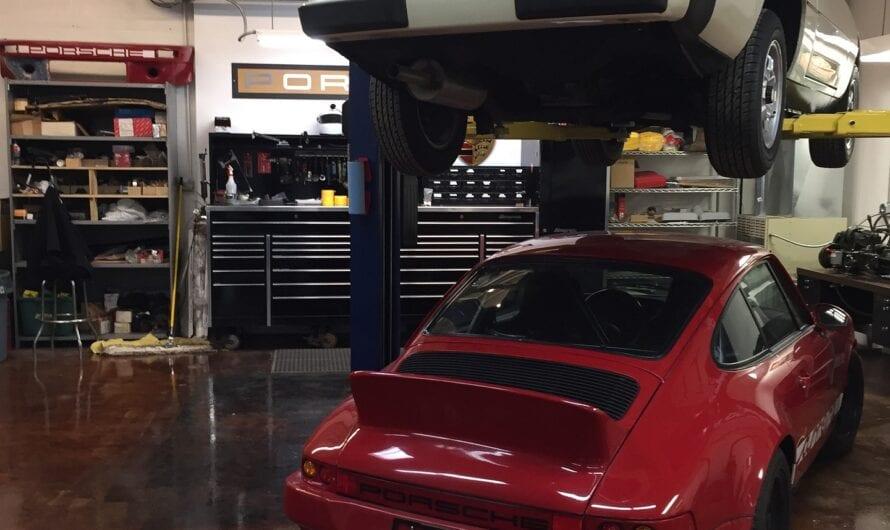 Unterhaltsreinigung für Autohäuser